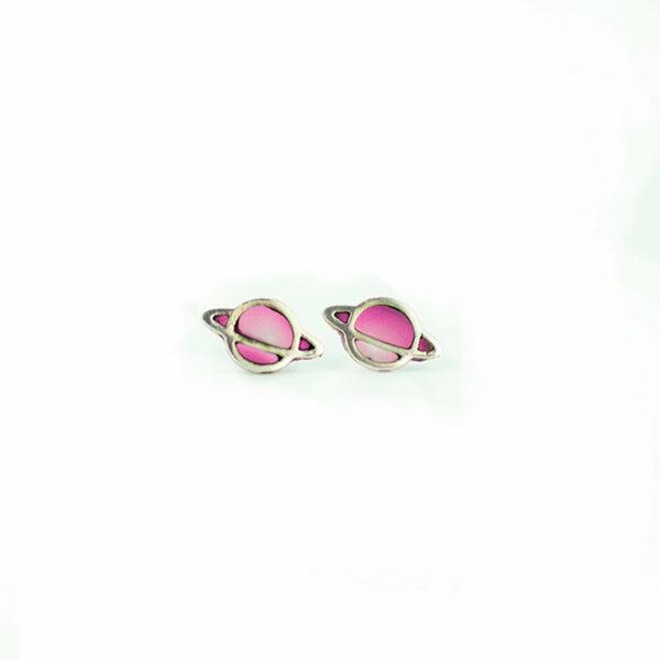 saturno rosa